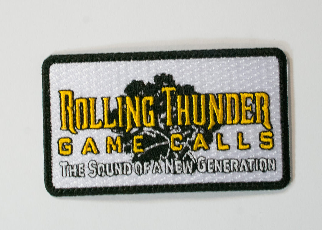 RTGC Embroidered Patch