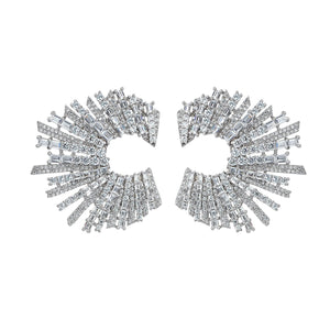 Starstruck Earrings - Silver