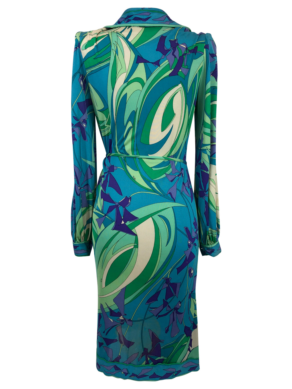 Emilio Pucci 1960s Shift Dress