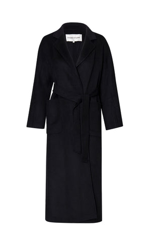 Claudine Long Coat - Annie's Ibiza