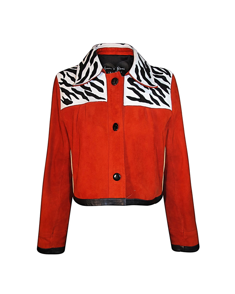 Jungle Ride Jacket - Annie's Ibiza