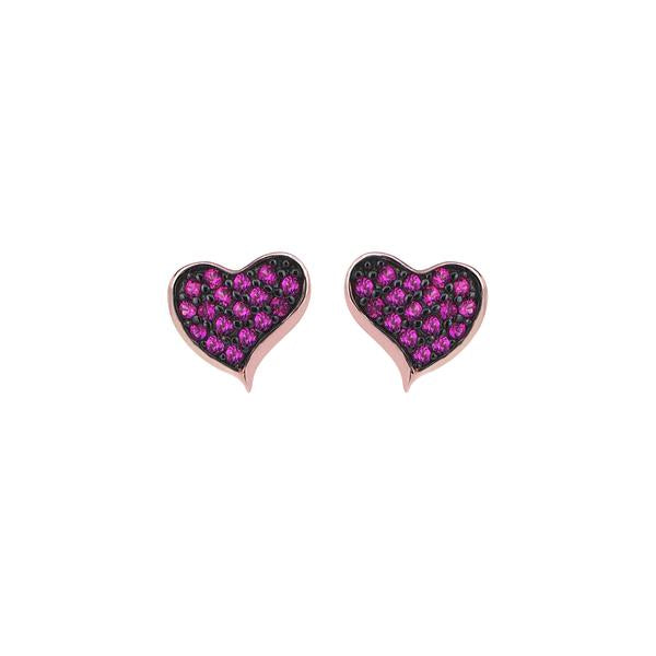Wave Stud Earrings - Annie's Ibiza