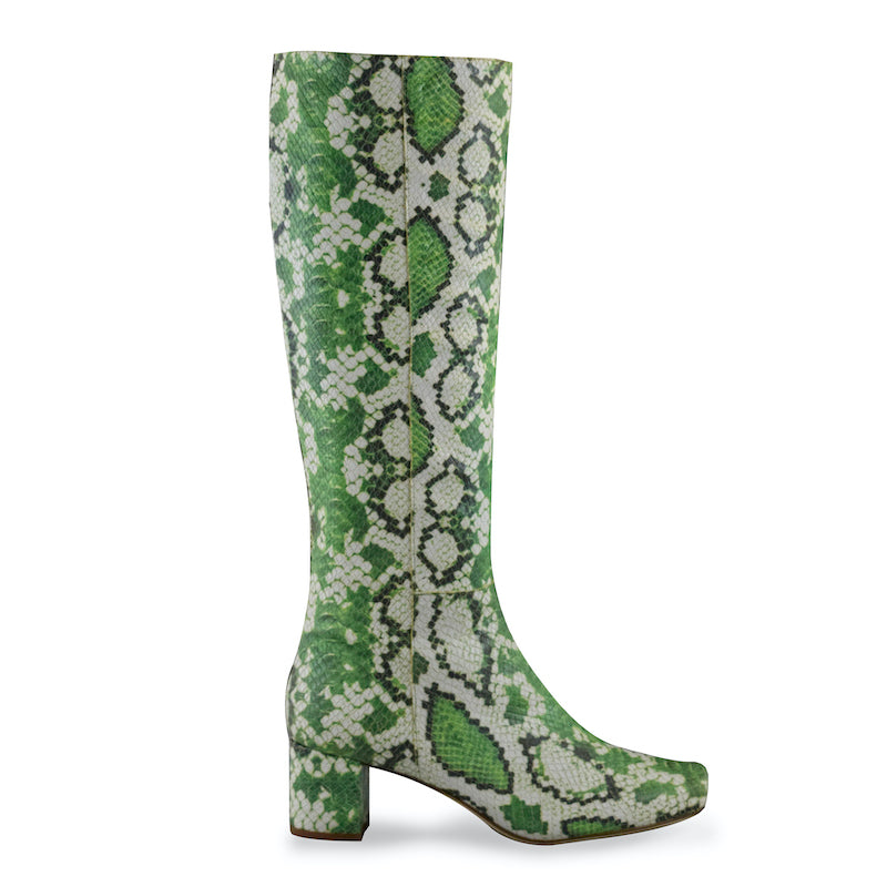 Val Snake in the Grass Boot