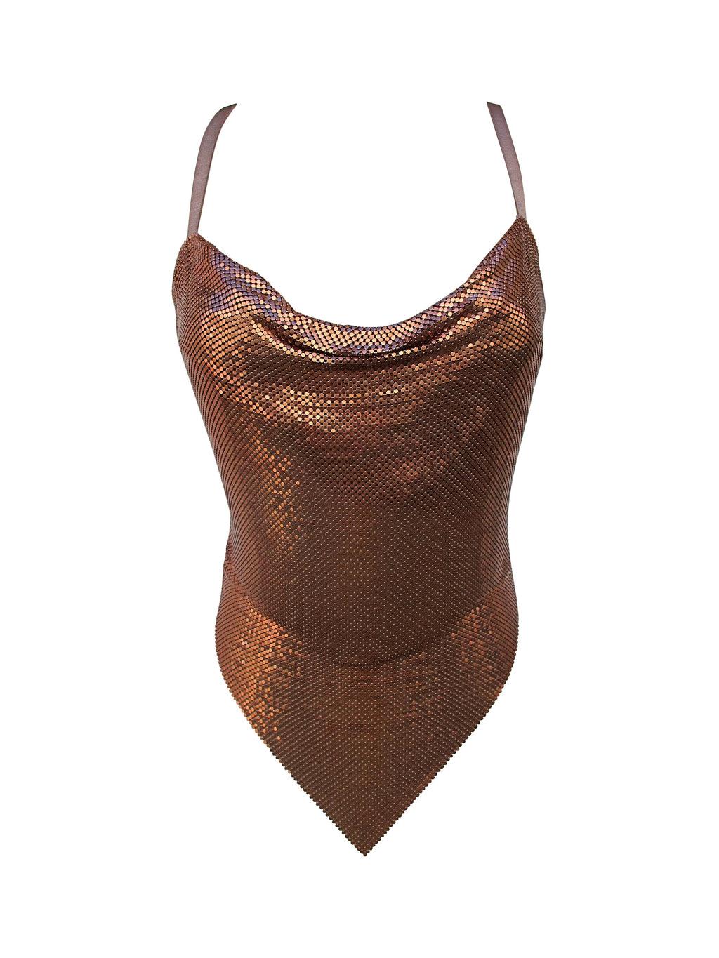 Bella Bronze Top - Annie's Ibiza