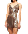 Adrienne Dress - Bronze - Annie's Ibiza