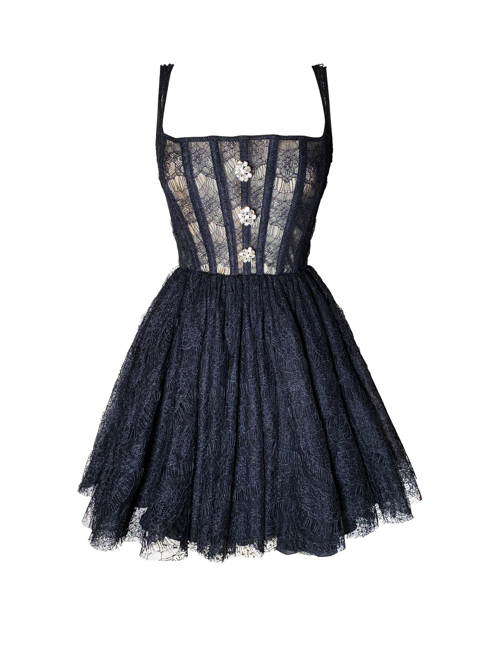 Annie Dress - Lace