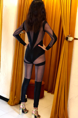 Pam Hogg Reversible Catsuit - Annie's Ibiza