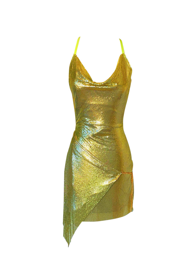 Adrienne Dress - Citrine - Annie's Ibiza