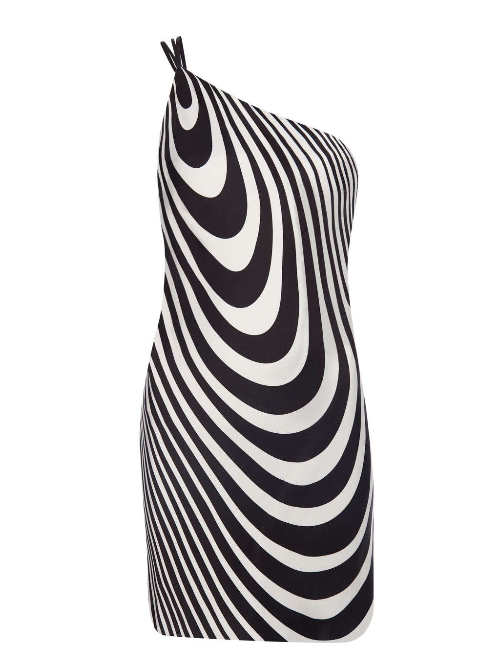 Lithium Illusion Print Dress - Annie's Ibiza