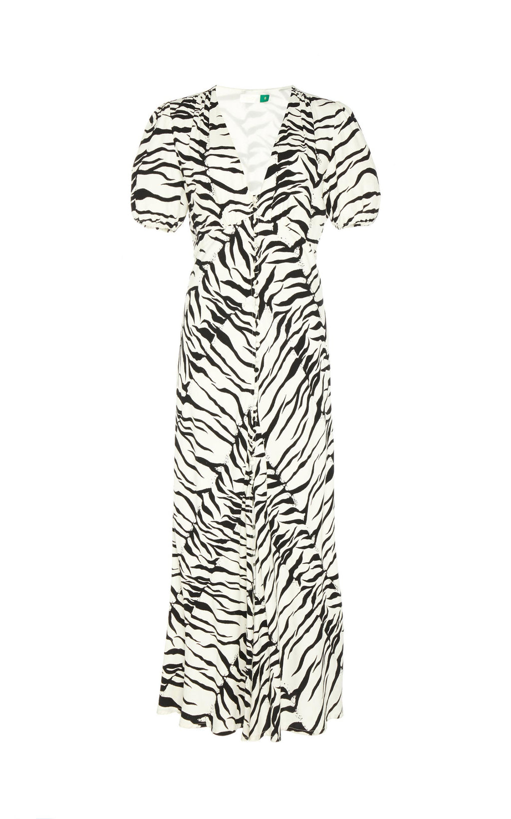 Tonya Mono Tiger Dress