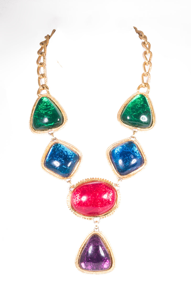 80's KJL Necklace
