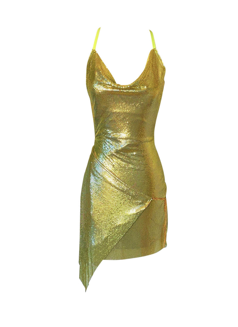 Frankie Dress - Citrine - Annie's Ibiza