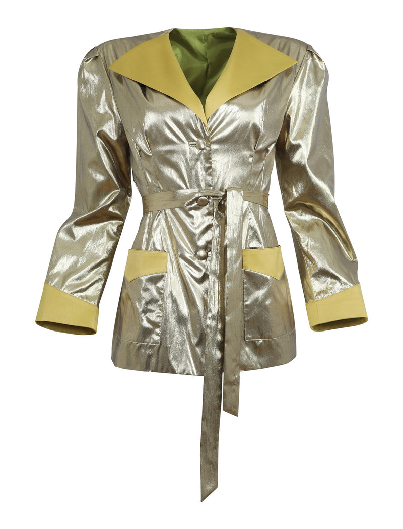 Isla Gold jacket