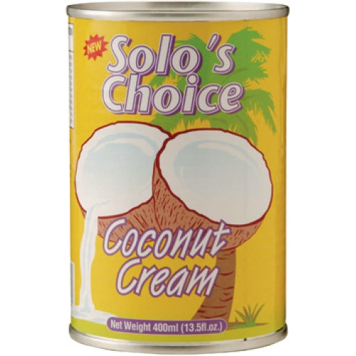 Solo's Choice Coconut Cream
