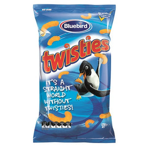 Bluebird Twisties