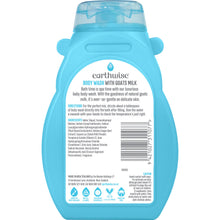 Load image into Gallery viewer, Earthwise Goats Milk Baby Body Wash