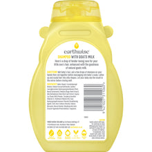 Load image into Gallery viewer, Earthwise Goats Milk Baby Shampoo
