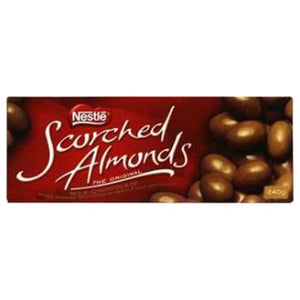 Nestle Scorched Almonds