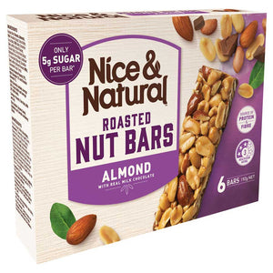 Nice & Natural Nut Bars