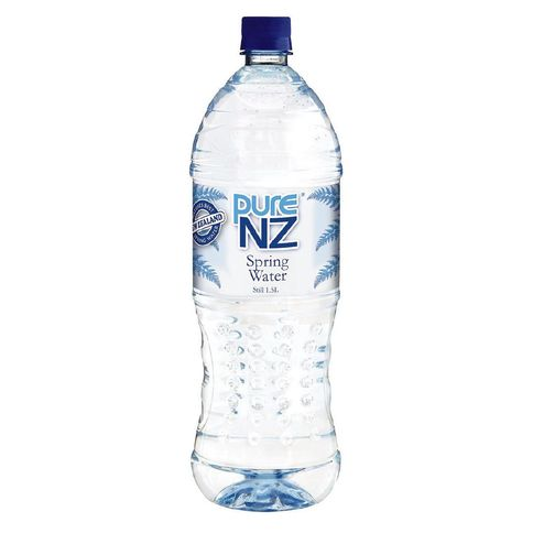 Pure NZ Spring Water