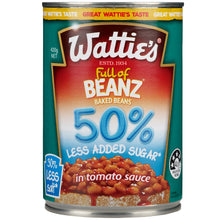 Load image into Gallery viewer, Wattie's Baked Beans