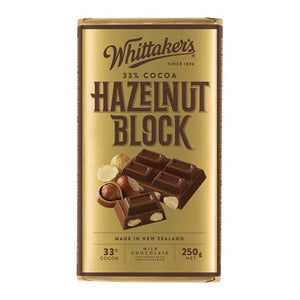 Whittaker's Family Block