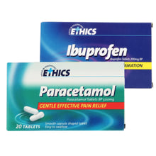 Load image into Gallery viewer, Ethics Paracetamol + Ibuprofen