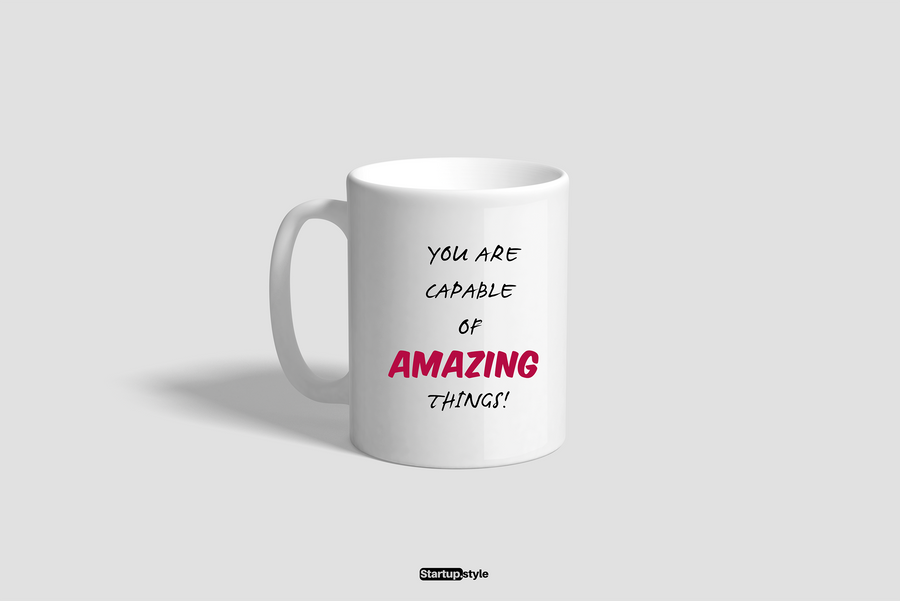 Amazing Things – Coffee Mug