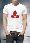 A Venture – Indian Startup Superhero T-shirt