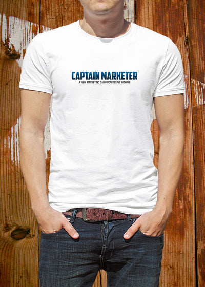 Captain Marvel T shirt