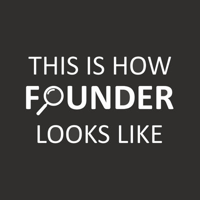 This Is How A Startup Founder Looks Like T-shirt