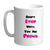 """Don't Stop Until You Are Proud"" Motivational Quote Mug"