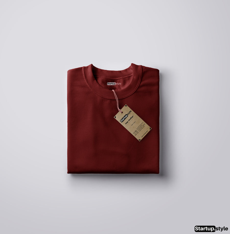 Startup Solids: Maroon