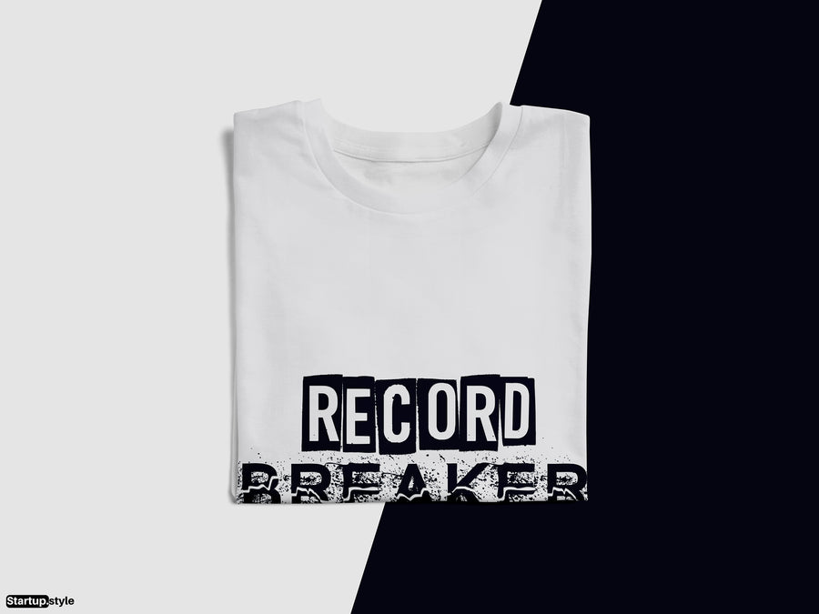 Record Breaker – Indian Entrepreneurs T-shirt
