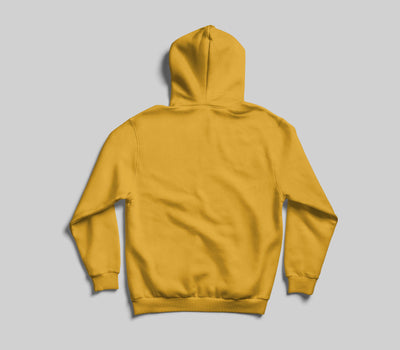 Startup Solids: Plain Hoodie For Men & Women