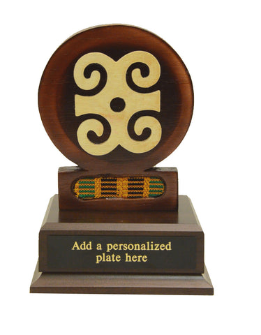 African-American Adinkra Symbol & Recognition Awards  (Dwennimmen/Ram's Horns) - Catalyst II