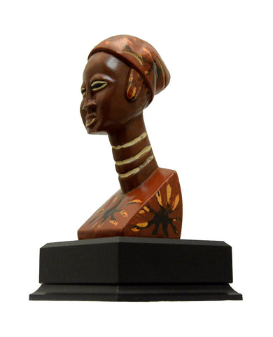African-American Heritage Trophies & Recognition Awards - Woman of Distinction (QUEENMOTHER)