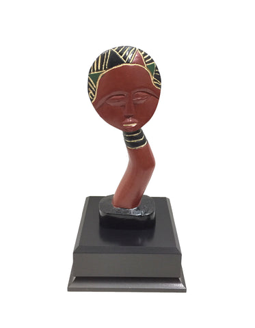 African-American Heritage Trophies & Recognition Awards - Power of One (AKUABA)