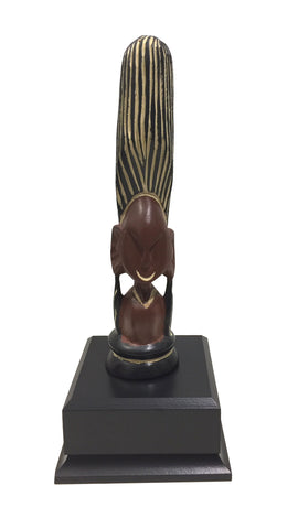 African-American Heritage Trophies & Recognition Awards  - Tower of Excellence (FULANI)
