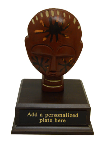 African-American Heritage Trophies & Recognition Awards - Wisdom Mask
