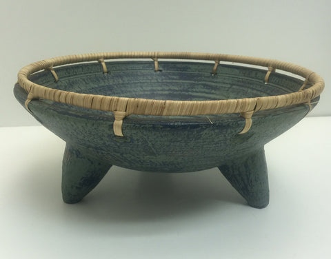 Ghana Pottery - Fatima Fruit & Snack Bowl