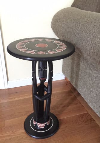 Circle of Friends Accent Table