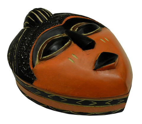 Nana Ama Heart-Shaped Trinket Box