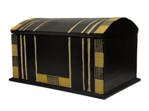 Kente Dome Utility Box