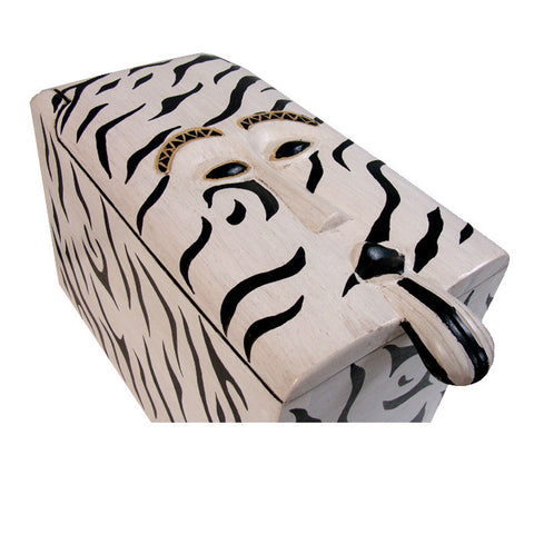 African Safari Accent Box