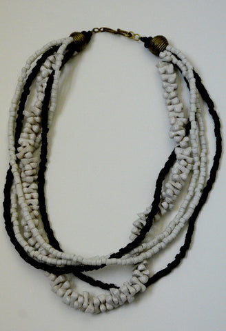 Ghana Ohemaa Beads Necklace