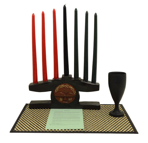 Kwanzaa Mask Celebration Set