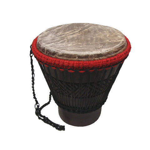 "African Bongo Drum - 10""F x 12""H Power Sound"