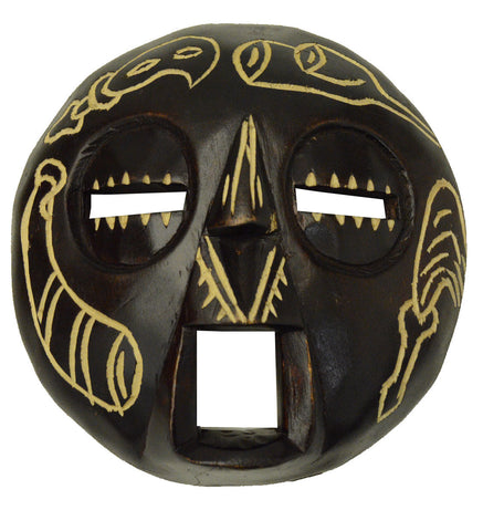 Adinkra Kingdom Mask