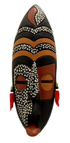 African Art Safari Mask